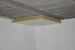Kellerdeckendämmung Steinwolle