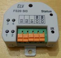 FS20 3-Kanal Schaltinterface
