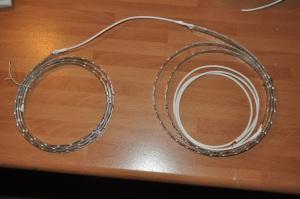 LED Stripe für ein Gelenkarm