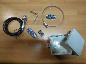 Zutaten WaterMeter