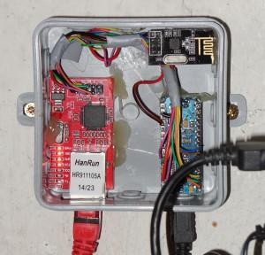 MySensors Ethernet Gateway